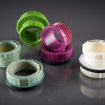 Colour-coded thread gauges
