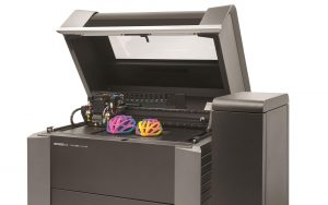 Prototypes on Stratasys Polyjet 3D printer