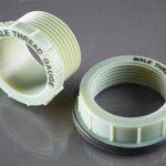 Thread gauge in digital ABS material
